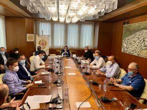 Incendi nell'Oristanese e nel Nuorese: convocato il Consiglio regionale